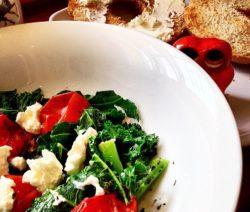Salat Mit Palmkohl Rezept