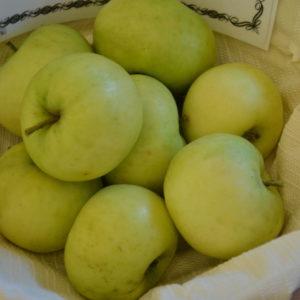 Apfel Weißer Winteraffeapfel