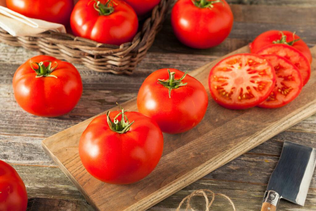 Tomatensorte Big Beef