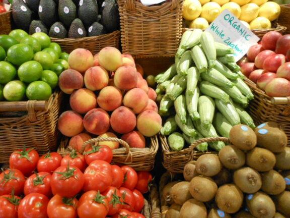Rangfolge: Das gesündeste Obst und Gemüse