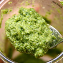Petersilie Pesto