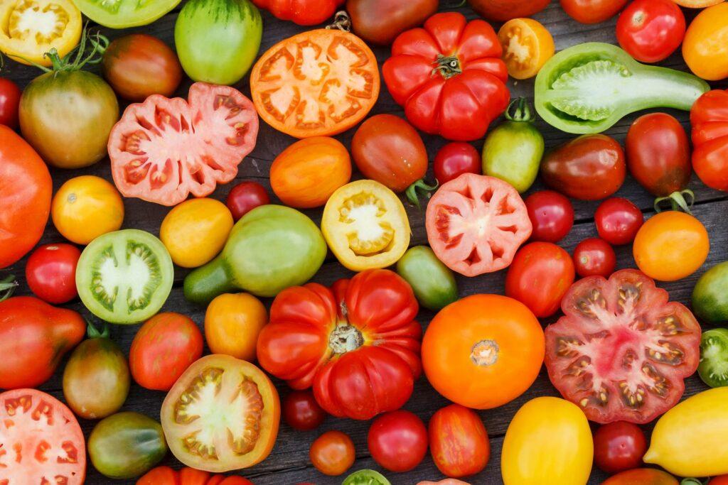 Tomatensorten Vielfalt