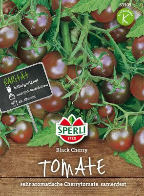 Sperli Tomaten ´Black Cherry´