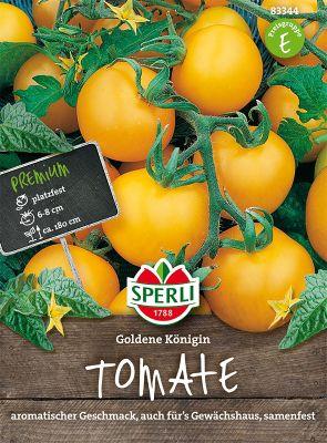 Sperli Tomaten Goldene Königin