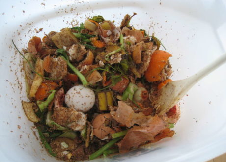 Bokashi Eimer Kompost Küchenabfälle
