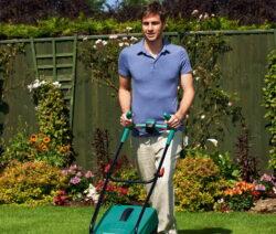 Rasenmäher Besonders Für Trockene Rasen Geeignet