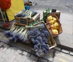 Getrockneter Lavendel Im Bund