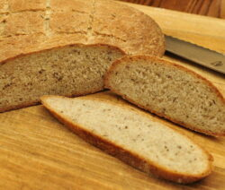 Brot Mit Kümmel