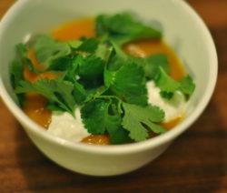 Suppe Mit Koriander Rezept