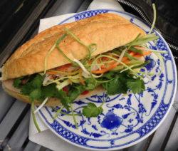 Vietnamesisches Bánh Mì