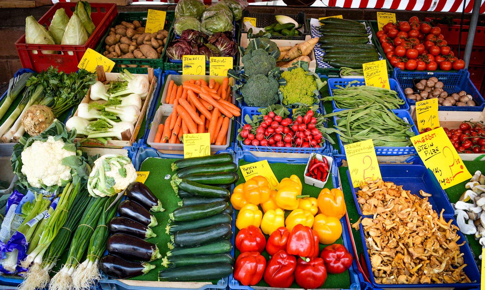 10 portionen obst und gemüse am tag  plantura