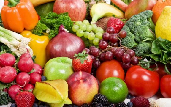 10 Portionen Obst und Gemüse am Tag?!