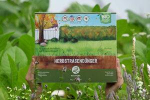 Plantura Bio-Herbstsrasendünger Im Garten