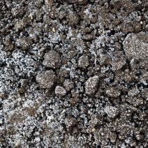 Gefrorener Boden