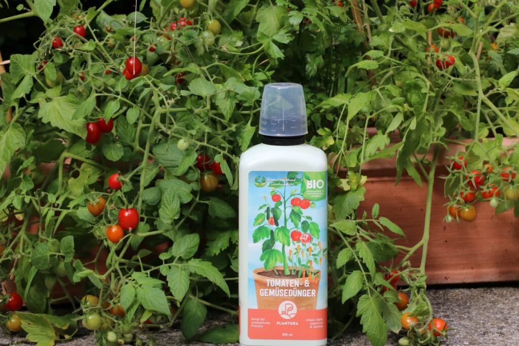 Plantura Tomaten-Flüssigdünger