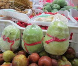 Verpackte Buddha Birne Auf MArkt In China