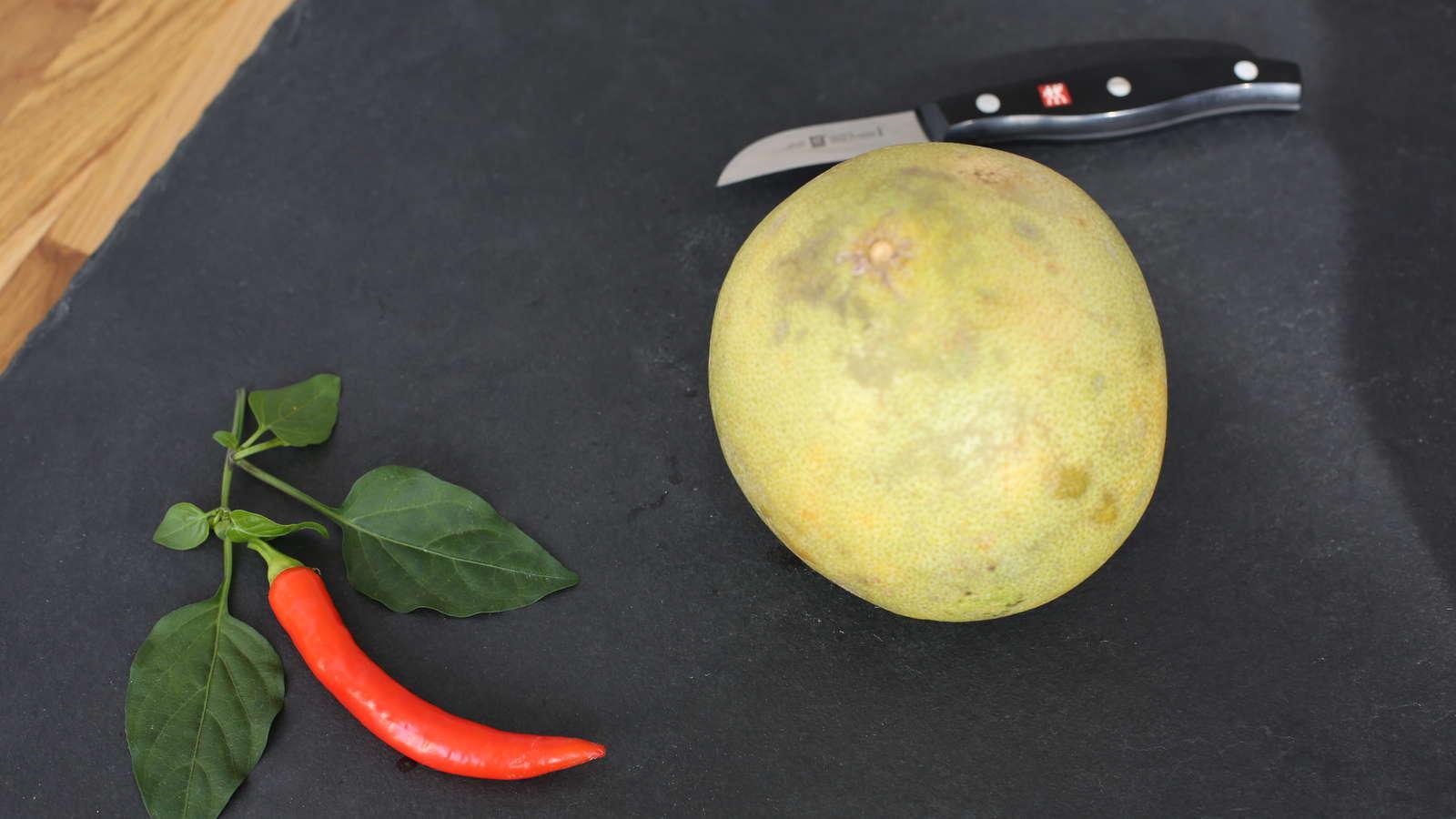 Pomelo Essen Anleitung Zum Schälen Essen Von Pomelos Plantura