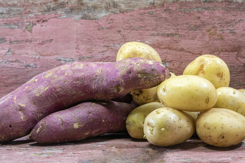 lilane Süßkartoffeln