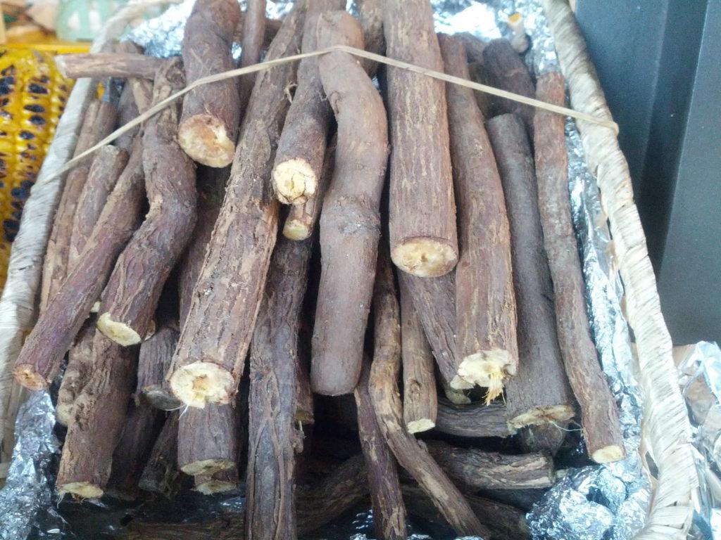 Süßholzwurzel