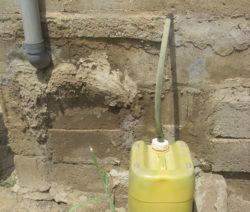 Urin Sammelbehälter Für Düngung Burkina Faso