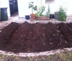 Kartoffeln Anbauen Im Garten Anhäufeln