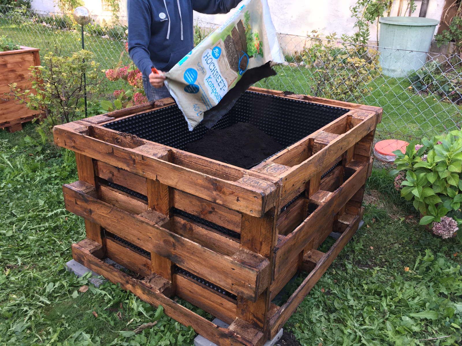 Beliebt Bevorzugt Hochbeet befüllen: Anleitung & Expertentipps - Plantura @LN_49