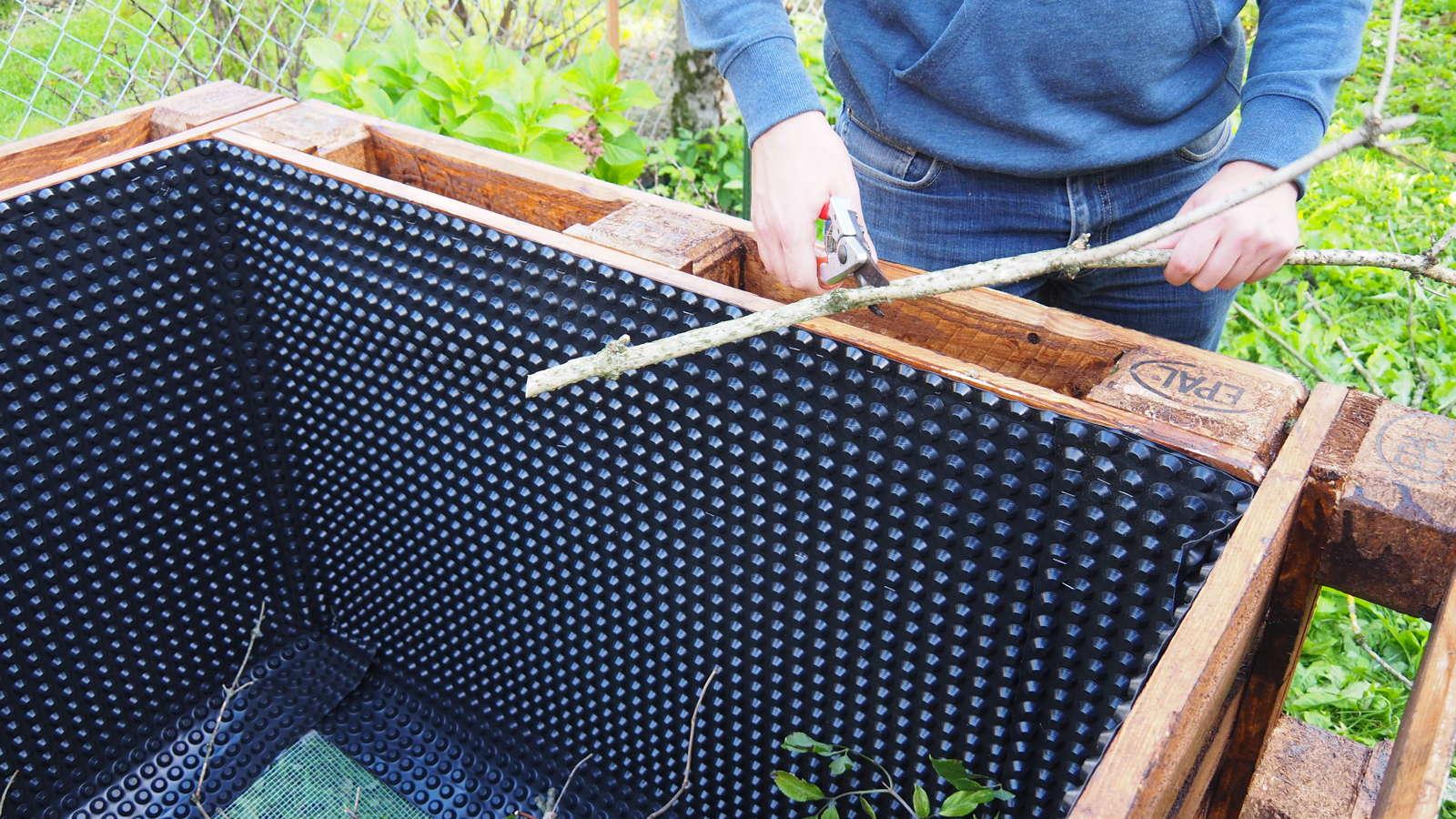 Hochbeet Befüllen Anleitung Expertentipps Plantura