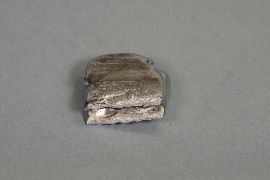 Schwermetall Blei