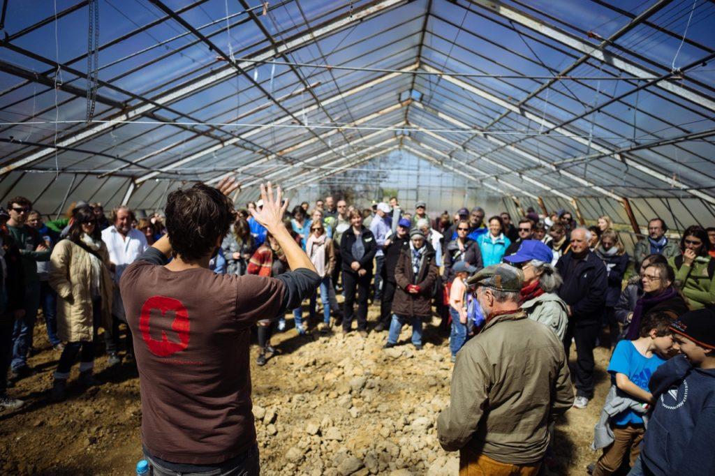 Kartoffelkombinat solidarische Landwirtscahft