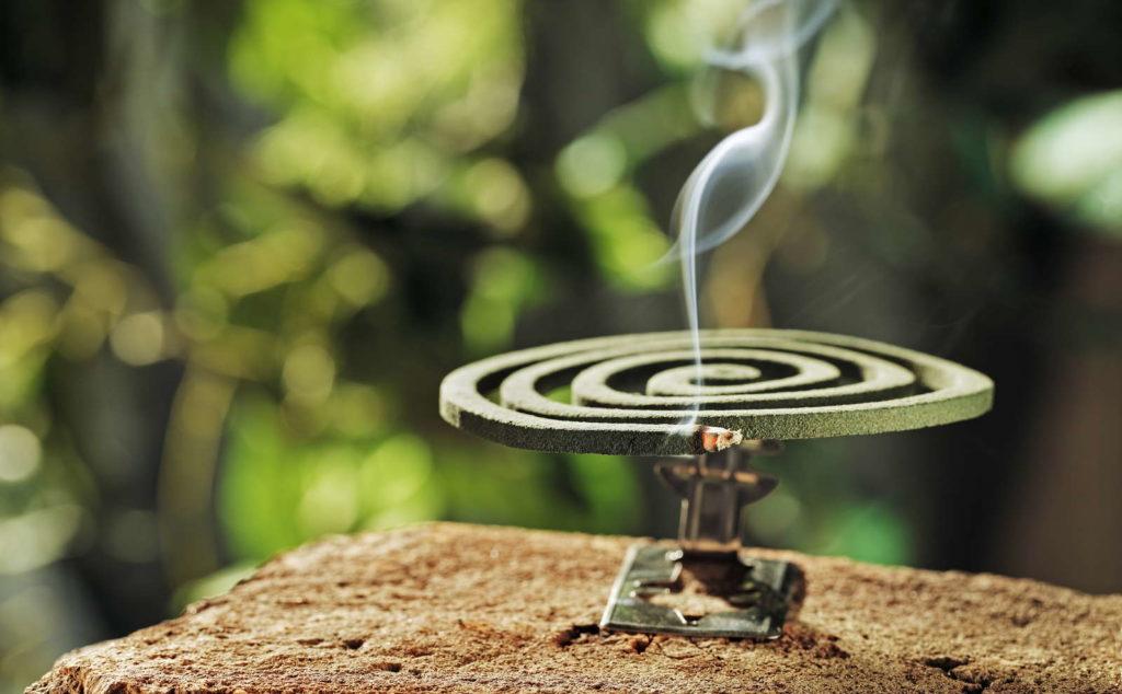 Insektenschutz Spirale Mückenabwehr Kohlendioxid