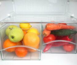 Obst Und Gemüse Im Kühlschrank