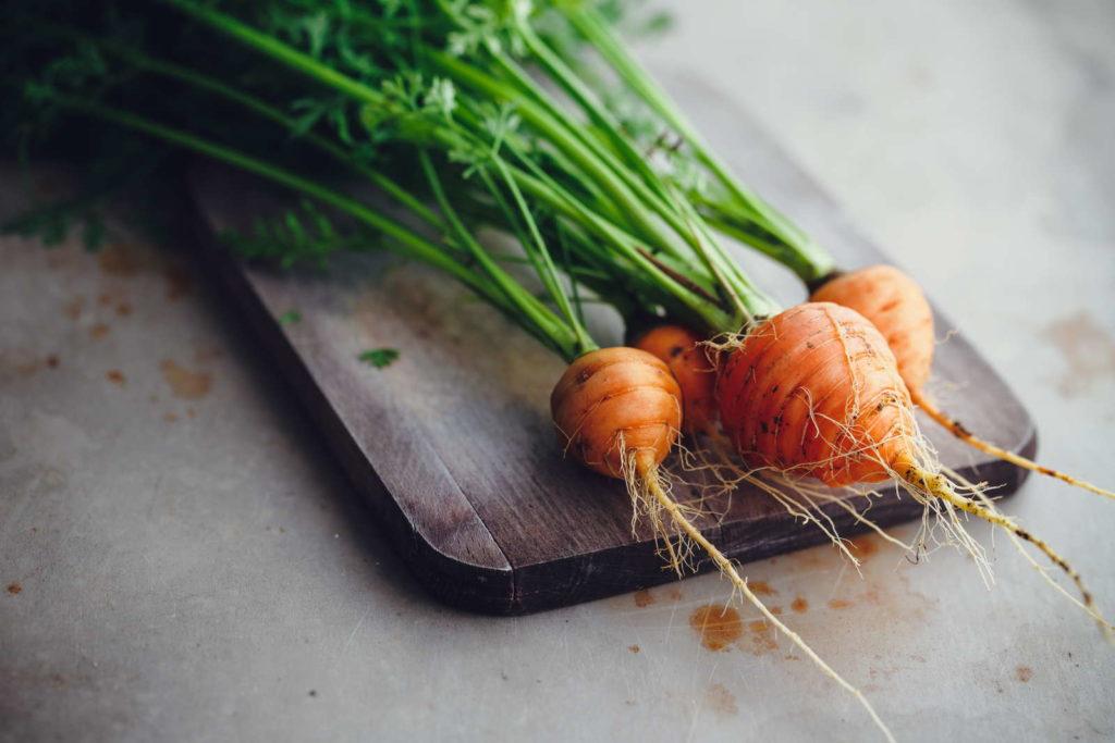 Kleine Karotten