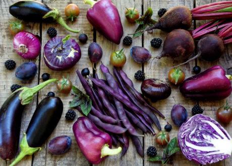 12 Violette Gemüsesorten, Die Sie So Noch Nicht Gesehen Haben