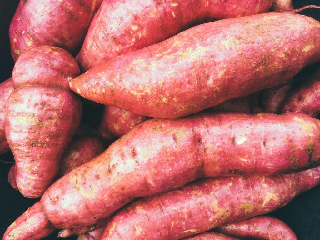 Süßkartoffel süßer