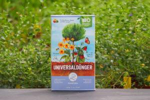 Düngerbox Im Garten