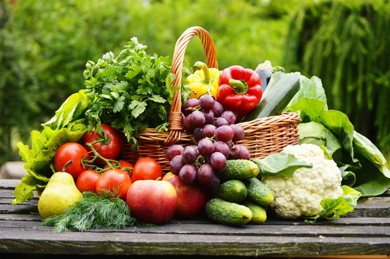 Beliebt Bevorzugt Saisonkalender: Wann wächst welches Gemüse & Obst? - Plantura &SA_42