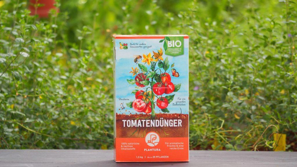 Unser Plantura Bio-Universaldünger