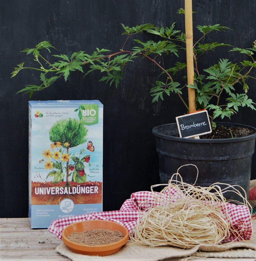 Plantura Bio-Universaldünger Brombeere