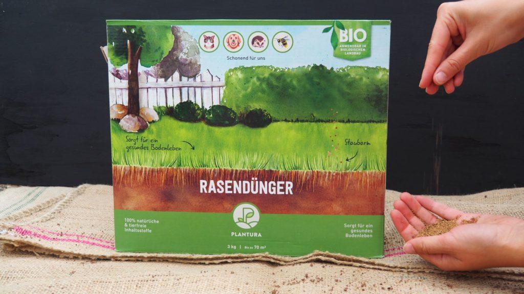 Plantura Bio Rasendünger