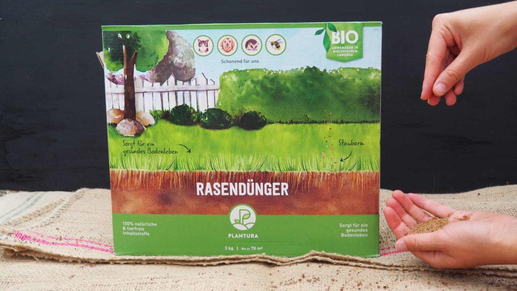 Plantura Bio-Rasendünger