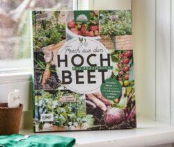 Buch Frisch Aus Dem Hochbeet - Das Praxisbuch Auf Einem Fensterbrett