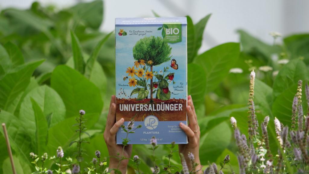 Bio-Universaldünger von Plantura