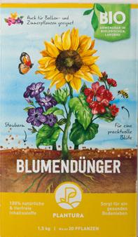 Plantura Bio-Blumendünger