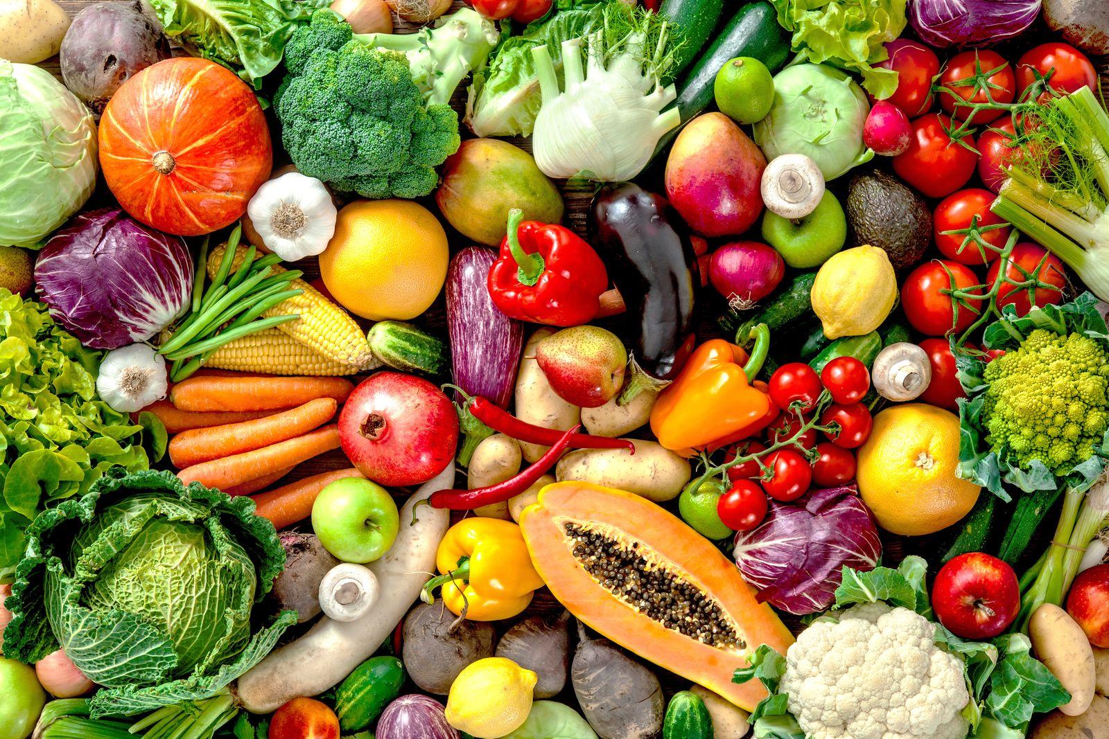 Super Obst oder Gemüse: Wo liegt eigentlich der Unterschied? - Plantura @TH_88