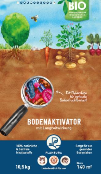 Plantura Bio-Bodenaktivator