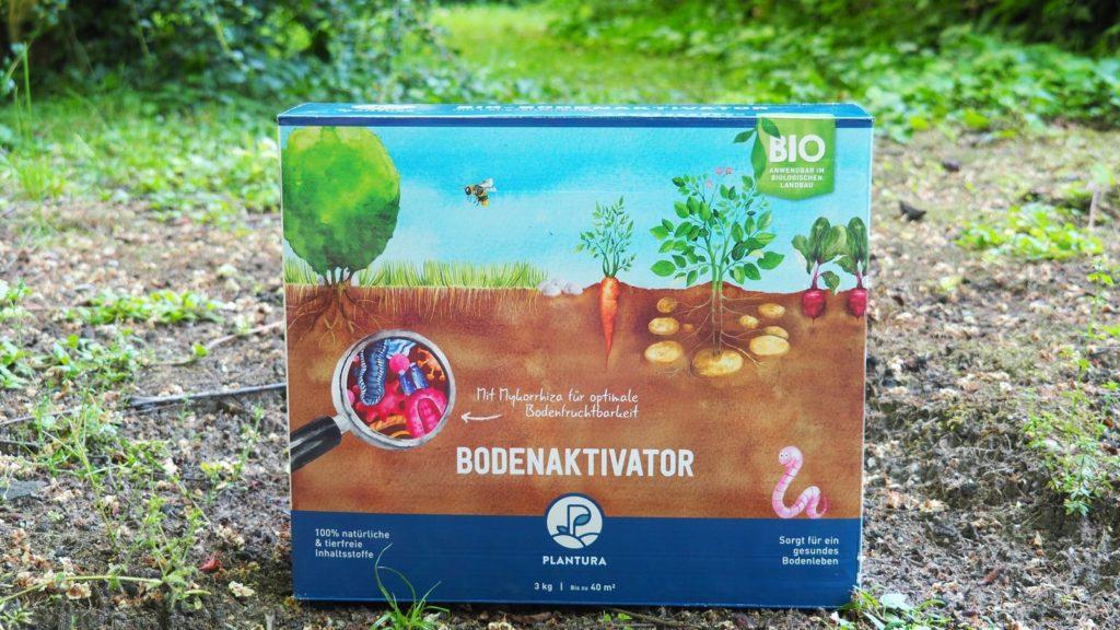 Unser Plantura Bio-Bodenaktivator