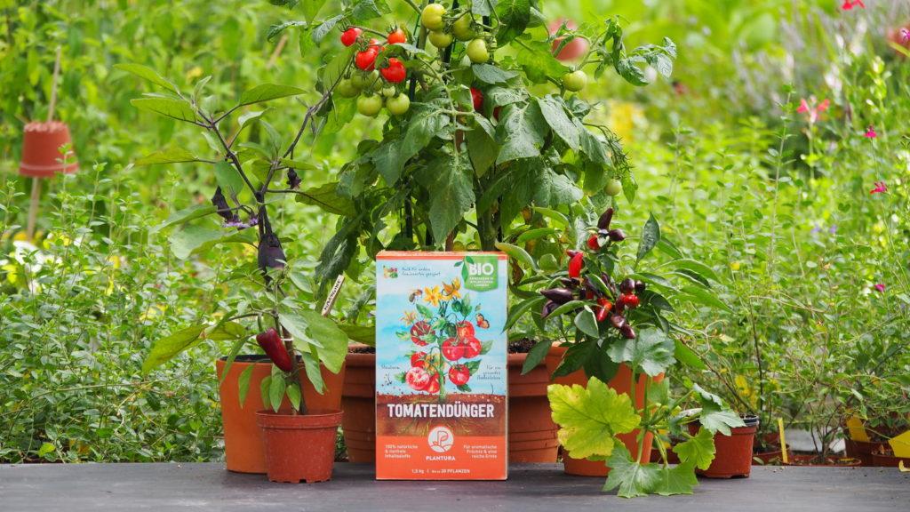 Tomatendünger von Plantura