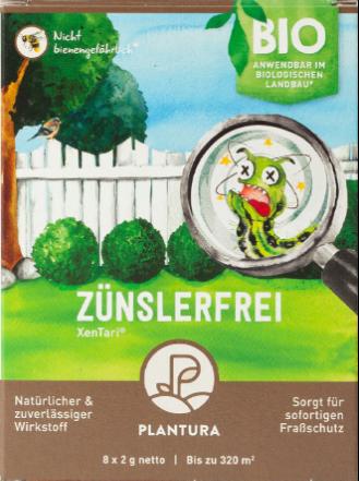 Plantura Zünslerfrei XenTari®