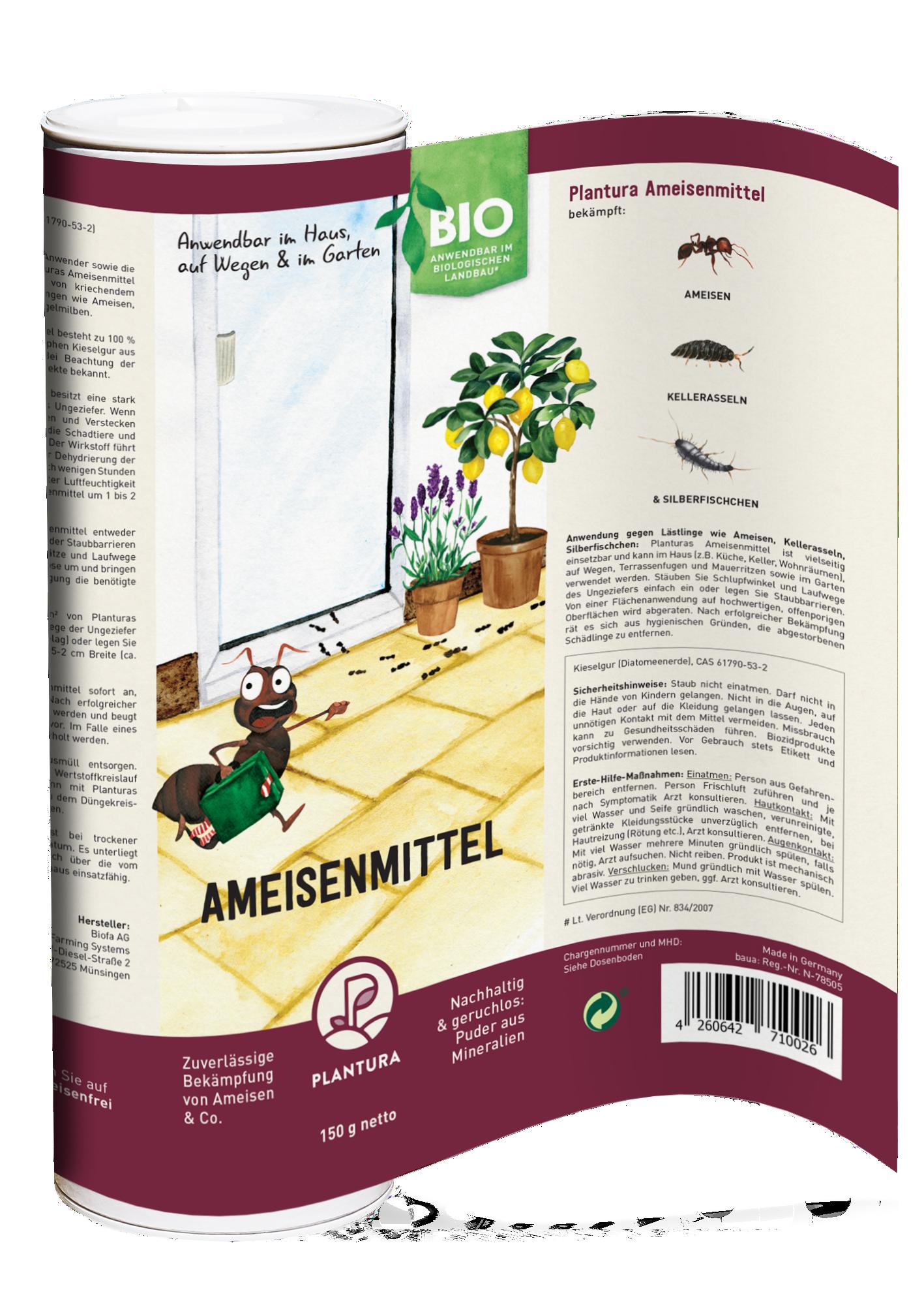 Plantura Ameisenmittel