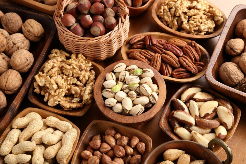 Welche Nüsse Sind Gesund